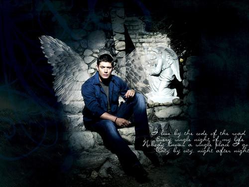 DEAN - Supernatural Engel