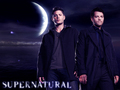 Supernatural - dean-and-castiel wallpaper