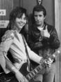 Suzi Quatro and The Fonz