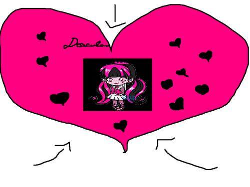 Sweet Любовь Draculaura