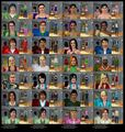 TDWT Cast,Sims Style! - total-drama-world-tour photo