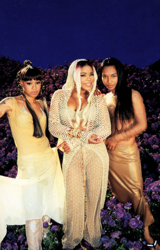 TLC on set of Unpretty