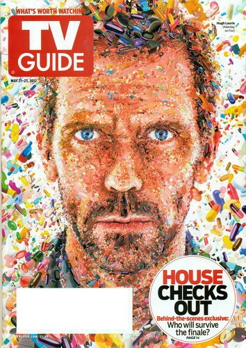 TV Guide Cover  - house-md Photo
