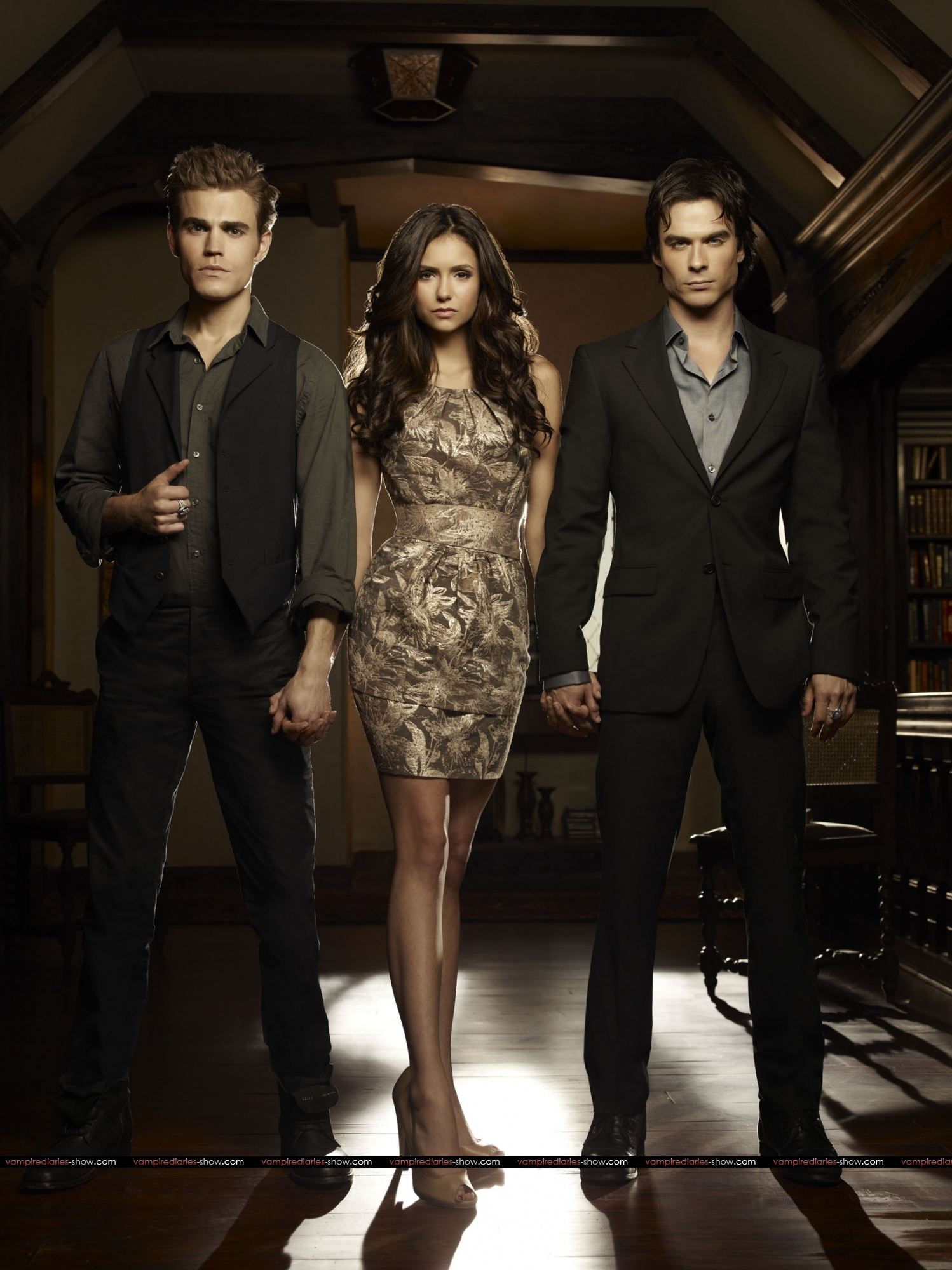 The Vampire Diaries TV Show TVD
