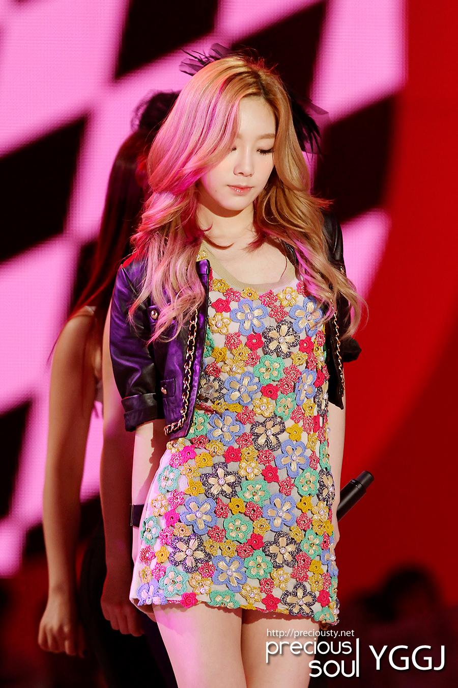 Taeyeon @ KBS Open konser