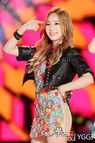 Taeyeon @ KBS Open show, concerto