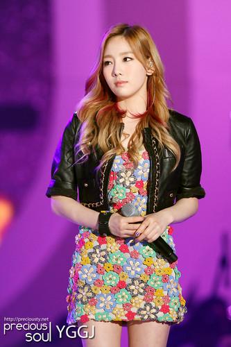 Taeyeon @ KBS Open Concert