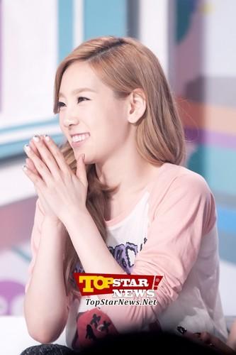 Taeyeon @ tampil champion