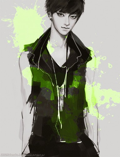 Tao 壁紙 possibly containing an outerwear entitled Tao drawing