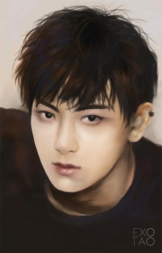 Tao painting