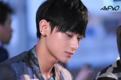 Tao wallpaper probably with a bearskin titled Tao side