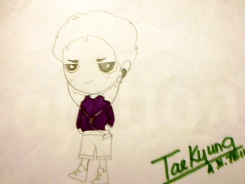 Tay Kyung fan art