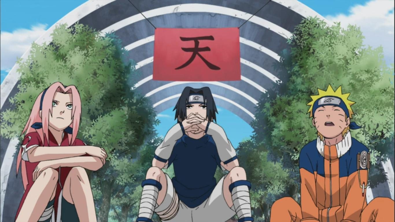 team 7 images team 7 - first day as genins hd wallpaper and
