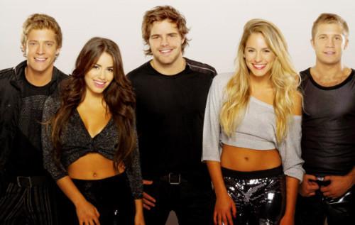 Teen Angels 2012 La Despedida