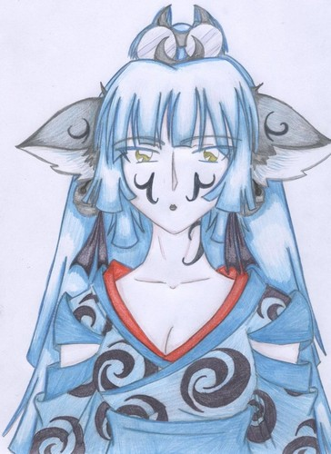 The 12 tailed Hadashi