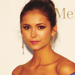 The 2012 amfAR Gala - nina-dobrev Fan Art