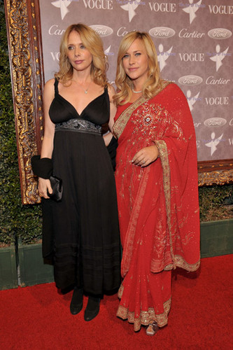 Patricia Arquette wallpaper titled The Art of Elysium 10th Anniversary Gala - 01/12 2008