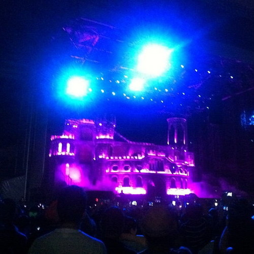 The Born This Way Ball in Bangkok (May 25)