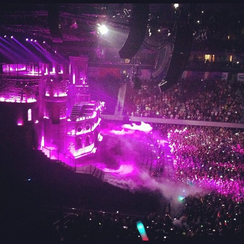 The Born This Way Ball in Manila (May 21)