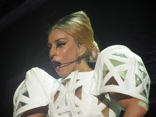 The Born This Way Ball in Manila (May 21) - lady-gaga Photo