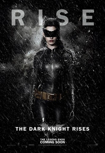 The Dark Knight Rises Character Poster - the-dark-knight-rises Photo