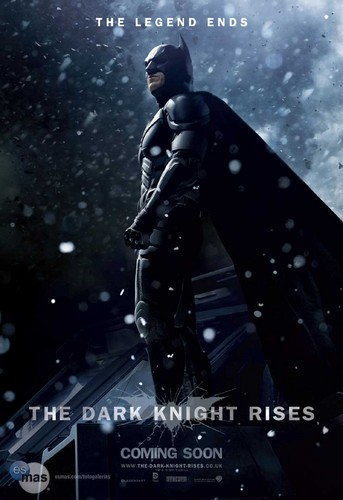 The Dark Knight Rises Character Poster