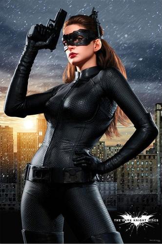 The Dark Knight Rises Promo Posters