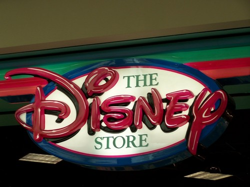 The ディズニー Store