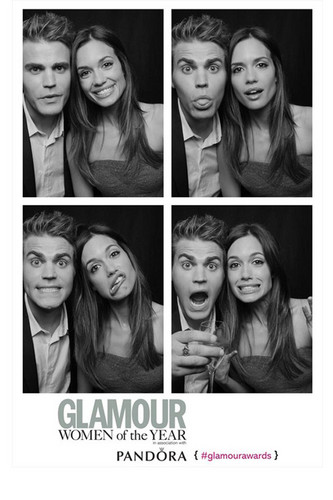 The GLAMOUR foto Booth
