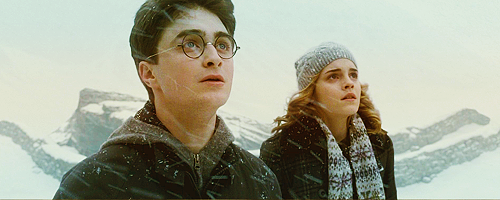 The Half-Blood Prince Harmony Screencap