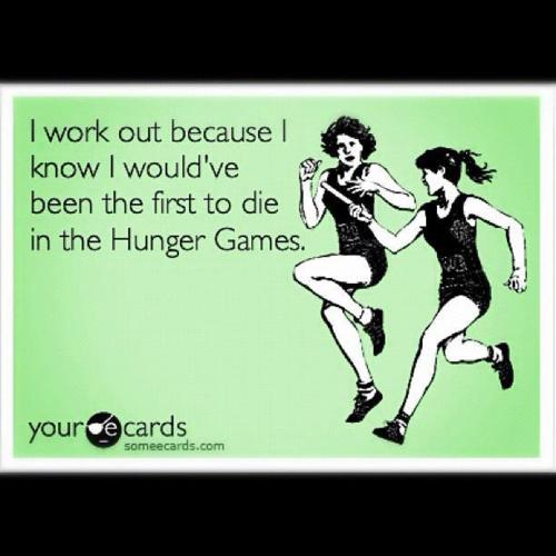 The Hunger Games Funnies!