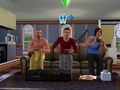 The Lawrence brothers Sims 3 - the-sims-3 photo