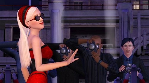 The Sims 3 Late Night Celebrity