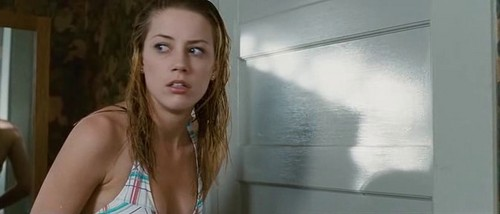amber heard wallpaper possibly containing attractiveness and a portrait entitled The Stepfather