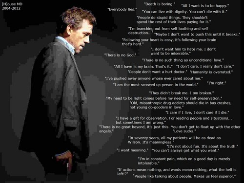 The Sum of Gregory House