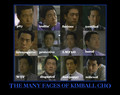 The many faces of Kimball Cho - kimball-cho photo