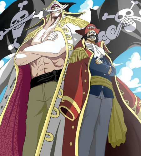 Edward Whitebeard Newgate achtergrond possibly with anime entitled The two Kings of the World