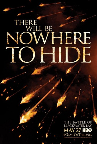 There Will Be Nowhere to Hide- Poster