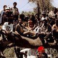 Tito, Michael, Jackie, Randy, Bob Marley and Marlon  - michael-jackson photo