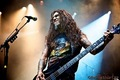 Tom Araya - slayer photo