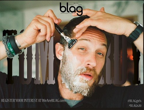 Tom Hardy - Blag Magazine