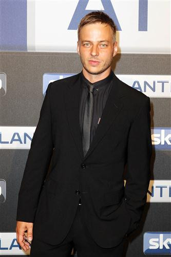 Tom Wlaschiha @ Sky Atlantic HD Launchparty In Hamburg