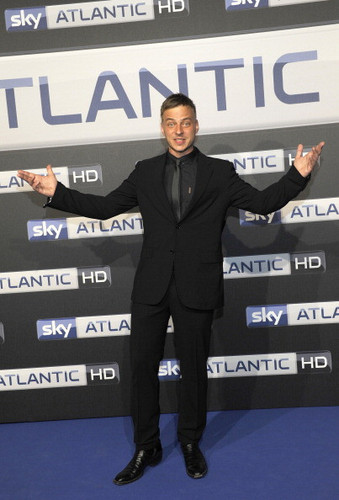 Tom Wlaschiha @ Sky Atlantic HD Launchparty