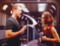 Tom and B'Elanna - star-trek-voyager photo