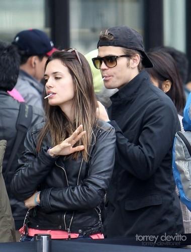 Torrey & Paul in Paris