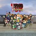 Total Drama Pokemon: Unova League (New) - total-drama-island fan art