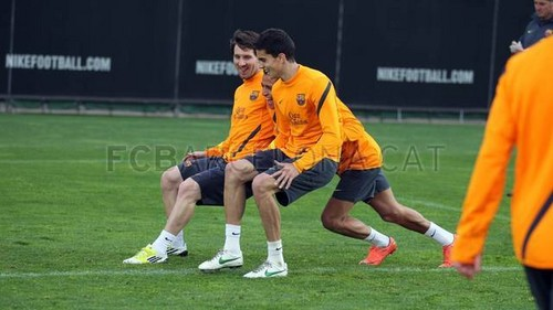 Training Session (May 21, 2012) - fc-barcelona Photo
