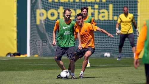 Training Session (May 23, 2012)