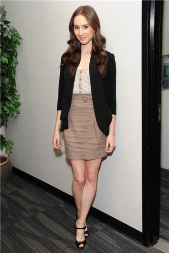 Troian Bellisario - Good Day Los Angeles (June 21th, 2011) - troian-bellisario Photo