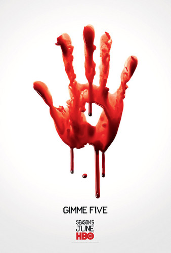 True Blood 'Gimme Five' Poster